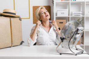 efectos psicológicos ante las altas temperaturas